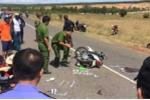 Mùng 1 Tết: Xe máy đối đầu, 2 người chết thảm