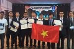 Học sinh Việt Nam lần đầu giành huy chương về thiên văn học