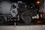 Tài xế ngủ gật gây tai nạn liên hoàn trên xa lộ Hà Nội