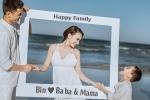 Bảo Thanh 'Sống chung với mẹ chồng' khoe ảnh kỷ niệm ngày cưới