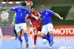 Futsal Việt Nam lập chiến công, trưởng đoàn Trần Anh Tú nghẹn ngào xúc động