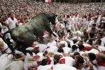 Các lễ hội nguy hiểm nhất thế giới: Đổ máu với bò tót ở Tây Ban Nha