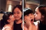 Khoảnh khắc đời thường của bạn gái cũ Lê Thành 'Người phán xử'