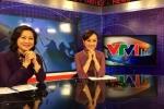 Hình ảnh không bao giờ lên sóng của Hoài Anh - BTV hot nhất Thời sự VTV