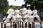 Đột nhập lò đào tạo hàng vạn môn đồ ở đất tổ thái cực quyền Trung Quốc