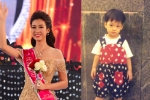 Đỗ Mỹ Linh: Hành trình nhan sắc từ thuở ấu thơ tới tân Hoa hậu Việt Nam 2016