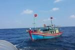 Giải cứu tàu cá gặp nạn trên biển, cứu sống 5 ngư dân