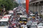 Hà Nội thi tuyển ý tưởng chống ùn tắc giao thông