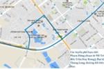 Hà Nội phân luồng 10 tuyến phố phục vụ APEC