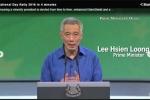 Thủ tướng Singapore nêu lập trường Biển Đông trong Thông điệp Quốc khánh