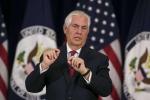 Ngoại trưởng Mỹ tìm kiếm sự ủng hộ của ASEAN về Triều Tiên