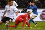 Kết quả bóng đá: Italia, Đức bất phân thắng bại