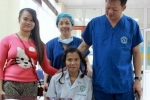 Nữ bệnh nhân bị vi khuẩn ăn mục nát cơ tim