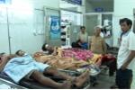 Sập lò gạch, 6 công nhân bị vùi