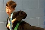 Bé trai 9 tuổi ứng tuyển vào NASA