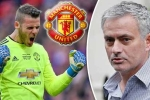 Mourinho: 'Có gì đó không đúng khi De Gea liên tục được tôn vinh'