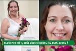 Không tìm được người ưng ý, người phụ nữ 40 tuổi tự cưới mình