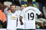 Song sát Mata - Ibra giúp Man Utd vượt ải West Ham