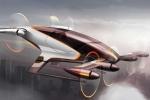 Xe hơi bay sẽ chính thức trình làng vào cuối năm