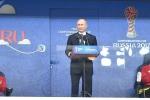 Khai mạc Confed Cup: Tổng thống Putin phát biểu trước khán đài vắng tanh