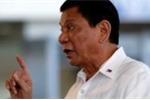 Tổng thống Philippines lại phát ngôn thách thức Mỹ
