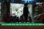 20 côn đồ xông vào phòng cấp cứu tìm bệnh nhân