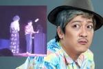 Lần thứ 2 bị ném chai nước lên sân khấu, và đây là phản ứng của Trường Giang