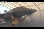 Xem pháo GAU-22 của siêu tiêm kích F-35B nã đạn