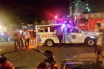 Ảnh, video: Hiện trường vụ nổ chợ đêm làm 12 người thiệt mang ở Philippines