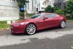Soi siêu xe Aston Martin Rapide màu 'độc' giá 5 tỷ đồng tại Việt Nam