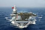 Trung Quốc thử nghiệm tàu sân bay, 'bắn tín hiệu' đến Tokyo?