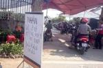 'Mua may bán rủi' ở Chợ Viềng: 1 tạ thóc mỗi lượt gửi xe