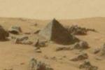 'Kim tự tháp' trên sao Hoả chỉ là đá?