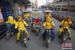 Dịch vụ Tôn Ngộ Không giao hàng ngày Tết Bính Thân ở Trung Quốc