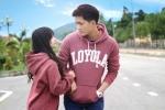 Cặp đôi 'đũa lệch' xứ Nghệ khiến dân mạng chú ý