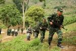 Bộ đội Biên phòng Việt Nam - Trung Quốc tuần tra chung