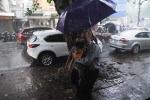 Đại sứ Mỹ đội mưa đi chùa làm lễ Vu lan báo hiếu cha mẹ