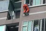 Bắt nhóm 9X chuyên leo nhà cao tầng trộm cắp