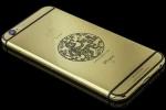 iPhone 6S mạ vàng, khắc hình con khỉ giá gần 80 triệu