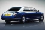 Bentley Mulsanne Grand Limousine - xa hoa và đẳng cấp
