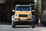 Dàn siêu xe dát vàng của đại gia Ả Rập náo loạn đường phố London