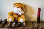 Chiêu tàn độc mới của IS: Cài bom vào gấu bông, đồ chơi trẻ em