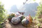 Xem na Lạng Sơn 'bay' từ độ cao 1.000m xuống núi