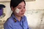 Nhân viên gác tàu mang thai bị hành hung: 'Kẻ côn đồ hành hung tôi phải bị xử nghiêm'
