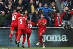 Trực tiếp Swansea City vs Liverpool