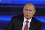Tổng thống Nga Putin đề nghị Giám đốc FBI Comey vừa bị sa thải sang tị nạn chính trị tại Nga
