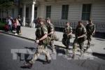 Nước Anh ngừng mọi hoạt động, mặc niệm các nạn nhân bị tấn công khủng bố