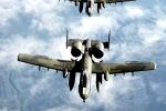 Chiến cơ Mỹ đánh rơi bom, tên lửa trên đường bay tập
