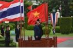 Ảnh: Lễ đón Thủ tướng Nguyễn Xuân Phúc tại Thái Lan