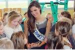 Iris Mittenaere: Từ cô bé bất hạnh đến chủ nhân vương miện Hoa hậu Hoàn vũ